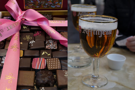 Beer+Chocolate