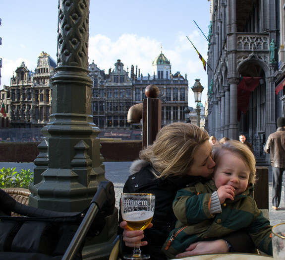 Grand Place Beer
