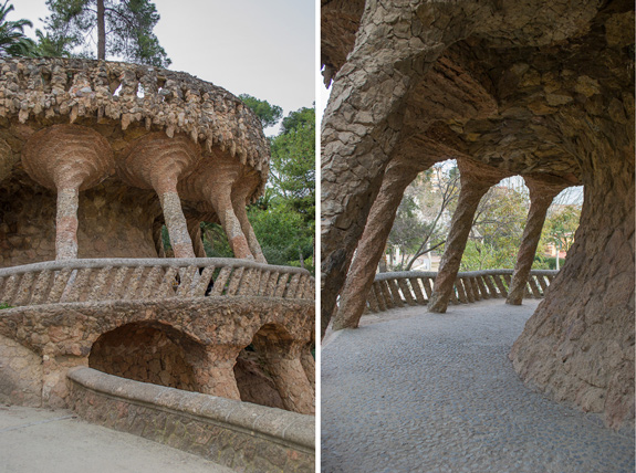 Guell-Arches