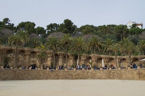 Guell-Terrace