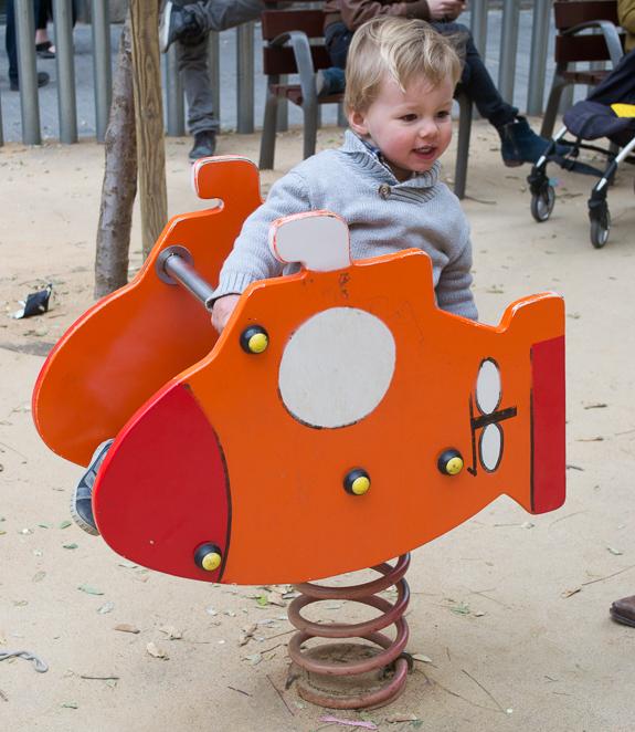 Henry Playground Barcelona