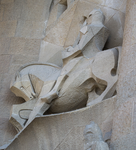 La Sagrada Passion Facade